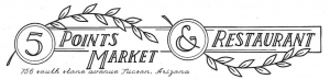 5 Points Market logo