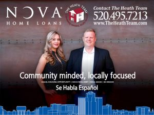 Heath Team Nova Home Loans logo