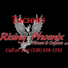 Tucson's Rising Phoenix logo