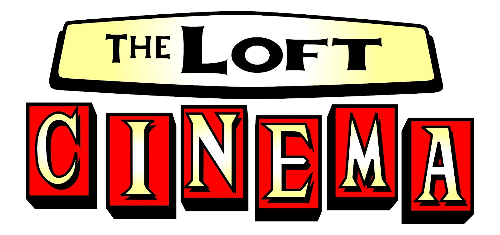 The Loft Cinema logo
