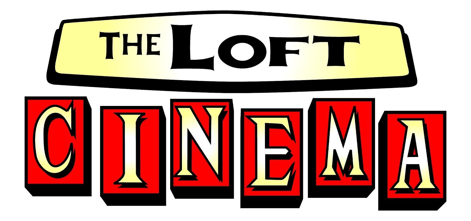 The Loft Cinema logo