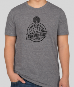 DTR t-shirt front